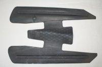 フロアマット 黒 【50・100・ET3用】 (三角マット)