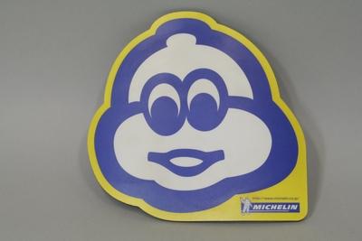 画像1: BIBENDUM mousepad 【マウスパッド】