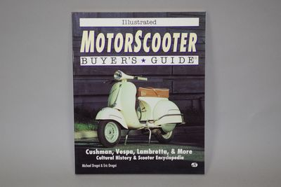 画像1: MOTOR SCOOTER BUYERS GUIDE【洋書】 *NOS品