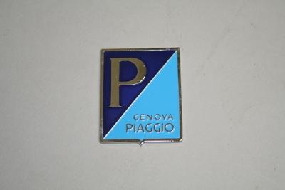 画像1: PIAGGIO四角マーク旧タイプ