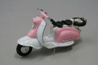 画像1: Lambrettaミニチュア【ピンク】