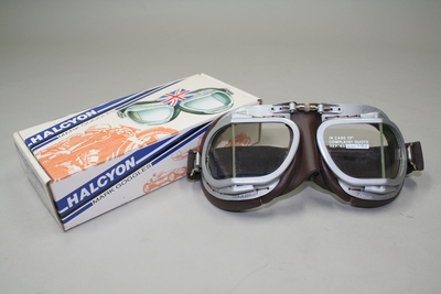 画像1: SUPER JET GOGGLE -MARK9- 【HALCYON】