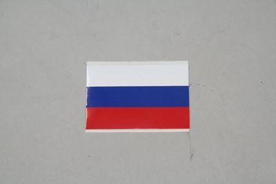 画像1: ロシア国旗E【ステッカー】